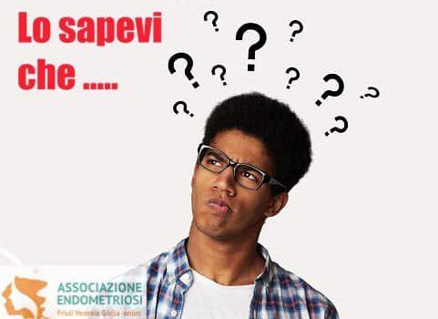 LO SAPEVI CHE...