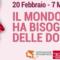 """Dal 20 Febbraio al 7 Marzo parte l'iniziativa """"Il Mondo ha bisogno delle Donne"""""""